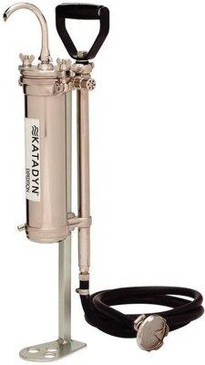 瑞士..Katadyn Expedition 大隊伍用加壓式陶瓷濾水器.. 廣被國際搜救隊伍使用