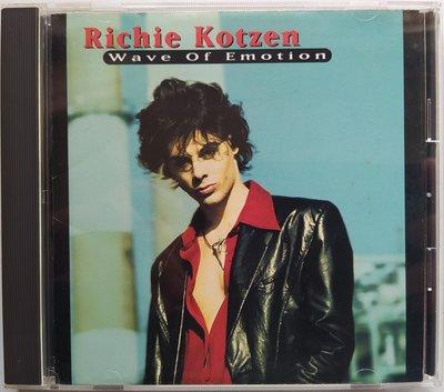Richie Kotzen - Wave Of Emotion 二手日版