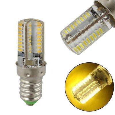 [達達3C] A098 E14 LED燈泡 110V  LED 玉米燈 3W E14 3w 64 3014 SMD LED燈高壓插泡