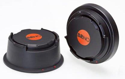 呈現攝影-美國 BRNO Dri+Cap 除濕蓋組( 除濕機身蓋+鏡頭後蓋) Canon專用 出國 登山 露營 外拍