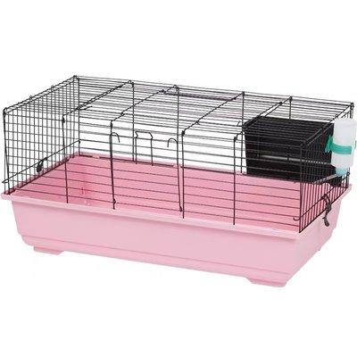 兔籠兔爸哥家/瑞友兔籠超大兔豚鼠別墅防噴尿基礎籠有底網好清理籠子