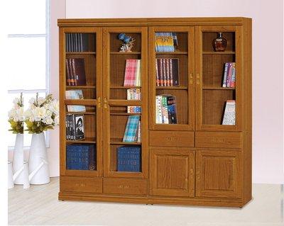 【傢俱銀行】8凱-B60312  樟木色3*6尺下抽書櫃(不含中抽書櫃)另有其他系列寢具組可選擇點選超連結售完為止