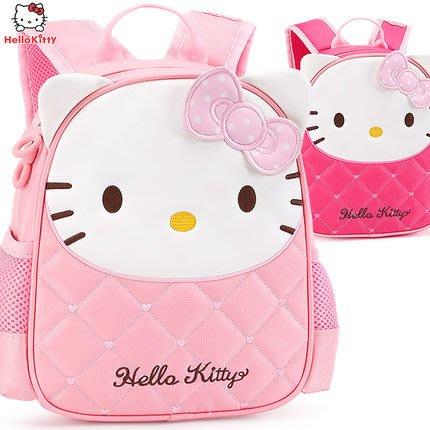 快樂上學趣㊣凱蒂貓背包/HELLO KITTY背包/兒童書包/女童背包/雙肩背包/卡通書包 /適用幼稚園/學齡前預購款