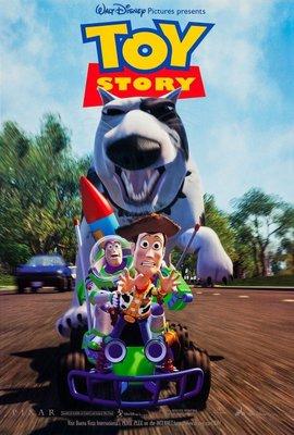 玩具總動員-Toy Story (1995)原版電影海報
