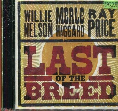 *還有唱片四館* WILLIE NELSON / MERLE HAGGARD RAY PR 二手 D0259 (封面底破