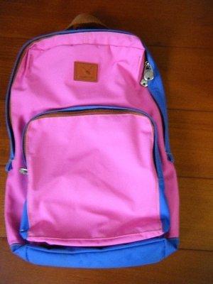 Angelia & Pets 粉色後背包