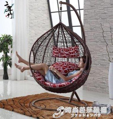 吊椅 陽台吊床水滴吊籃藤編成人搖籃室內吊椅搖椅單人戶外秋千鳥巢