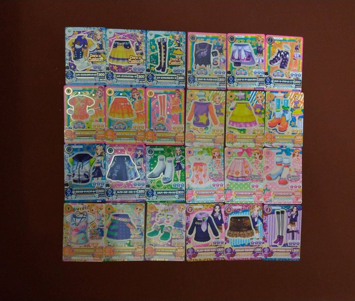 偶像學園 生日禮盒 B5 台灣機台卡 全新未刷**精美禮物盒包裝**