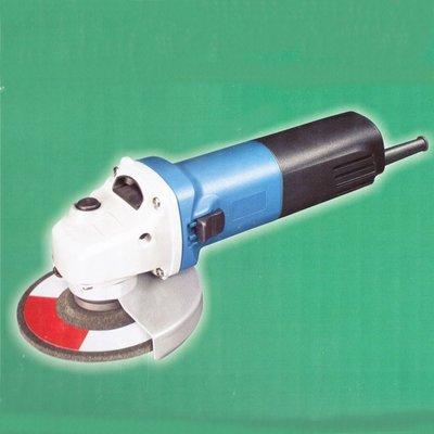 附發票 [東北五金] BOSS電動工具YY04-100A強力型變速可調速平面砂輪機4英吋研磨機 電動砂輪機 1790元