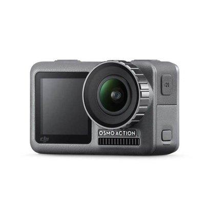 全新 DJI Osmo Action 運動相機 • 攝影機 前後雙螢幕  4K HDR 影片 11米裸機防水 公司貨