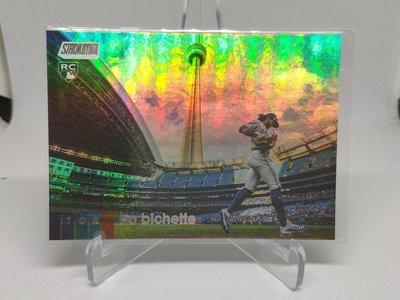 Bo Bichette 2020 Stadium Club Rainbow Refractor Rookie Card 限量25張 SP