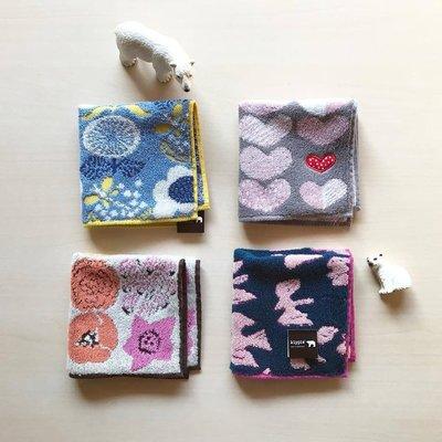 乾媽店。日本 kippis 北歐風 方巾 手帕 毛巾 親膚柔軟