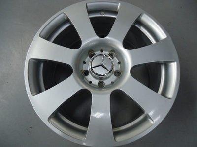 [台中上翔輪胎]BENZ 17 吋 原廠鋁圈 W221