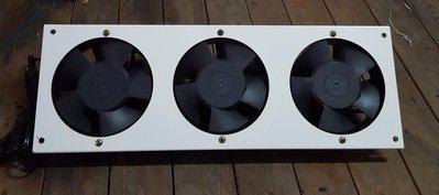~* 章魚小舖 *~ 6吋3入風扇 110V 35W 鋁框鐵葉 排風扇 抽風扇