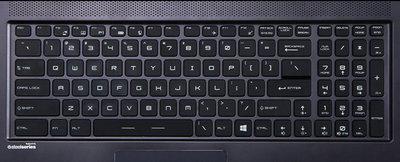 *蝶飛*微星MSI GP72VR 7RFX 鍵盤膜 GP72VR-467 17吋電競筆電 鍵盤保護膜