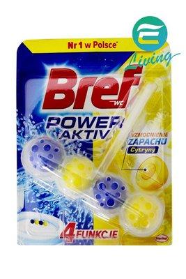 【易油網】Bref 德國 馬桶強力清潔芳香球 一入 (檸檬香) #25197