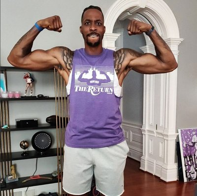 湖人隊 魔獸 Dwight Howard I'M BACK : THE RETURN。太陽選物社