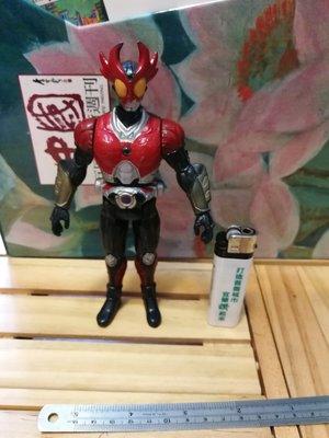 銘馨易拍重生網 106ML04早期 橡膠高級質感  日本超人(紅)活動式公仔 保存如圖 特價讓藏