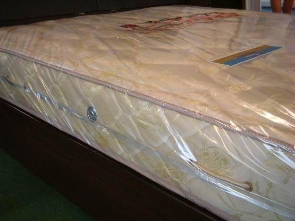 ※高雄~專業睡眠館※活性碳英國尊貴6環獨立筒床墊 雙人5*6.2尺~ISO國際認證(市價3成)A04