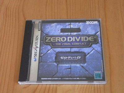 【小蕙生活館】SS~ ZERO DIVIDE 零式 金屬格鬥 (純日版) 有側標
