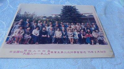 藍色小館3-14--------75年.布袋國小第34屆畢業生第三次同學會留念