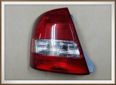【帝益汽材】FORD 福特 TIERRA 99~08年 MAZDA 馬自達 323 99年後 4門 後燈 尾燈