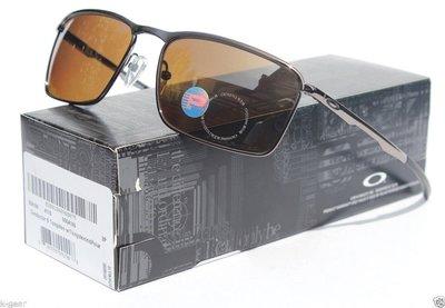 OAKLEY Conductor 6 POLARIZED太陽眼鏡鎢銥新OO4106-04  250