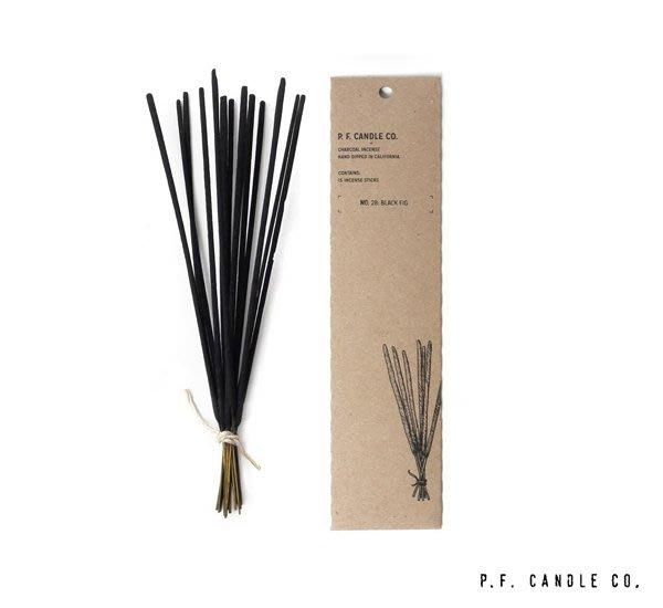 GOODFORIT / 加州 P.F.Candle Black Fig(熱帶花果)手工精油線香