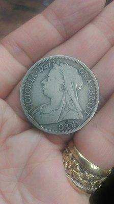 大草原典藏,英國古銀幣