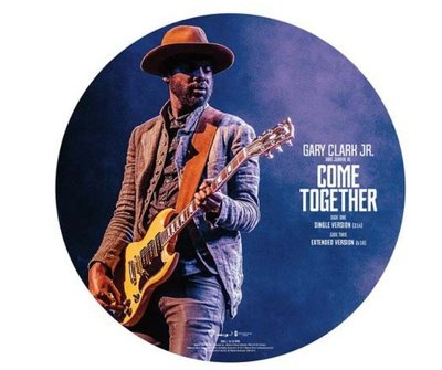 "Gary Clark Jr. and Junkie XL Come Together 12"" 黑膠唱片 2018 (包郵)"