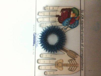 <德夏健康>-手指按摩器 指環按摩器 Finger Massager Circulation Rings