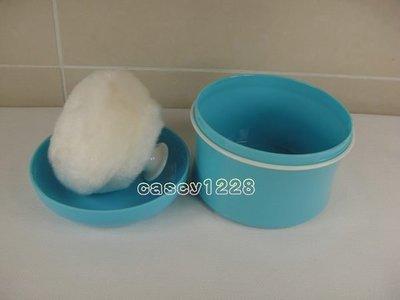 《凱西寶貝》vivibaby   嬰兒粉撲盒 ( 台灣製 )