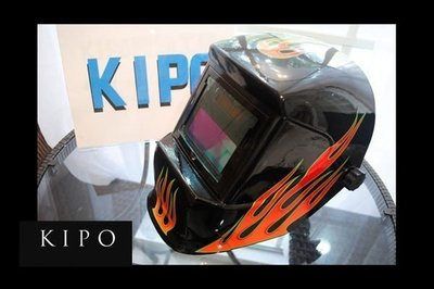 新款/電焊面罩/-自動變光電焊面罩/焊接面罩/電焊護目鏡VFA008091A黑火