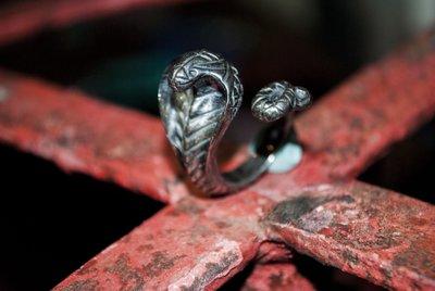 水川/手工銀飾/戒指/蛇神-瓦吉特 NT$ 4,280
