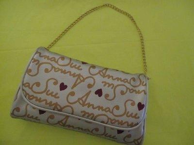 Anna Sui 絕版 Party Bag  包郵 (今年大熱鏈包)