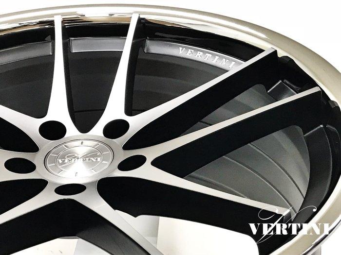 桃園 小李輪胎 VERTINI RF1.5 20吋 旋壓鋁圈 BMW VW 路華 5孔120車系適用 特惠價 歡迎詢價