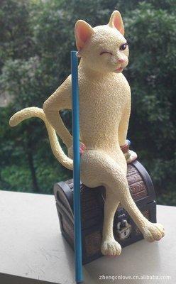 【紫色風鈴2】海賊王 航海王 15週年紀念版系列動物造型 小偷貓 娜美貓款ZERO 港版