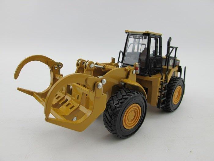 【阿LIN】121AAB 5012 合金工程車 抓木機 1:50 Scale HY TRUCK