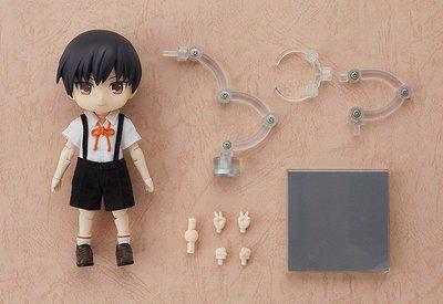 全新 行版 Nendoroid Doll 黏土娃 黏土人 Ryo