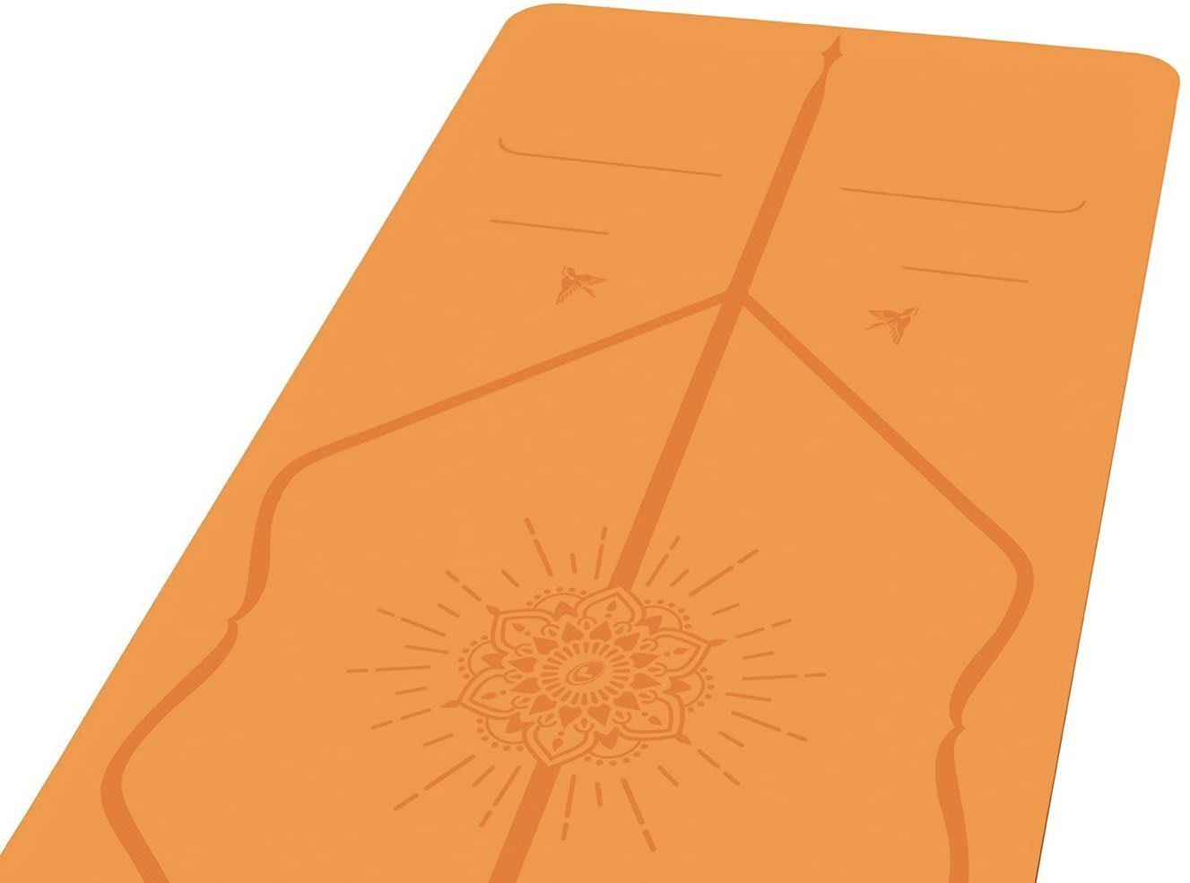 現貨  幸福橘 Liforme 英國原裝正品 精品瑜珈墊 基本墊