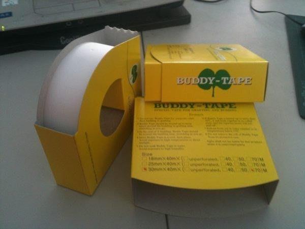 [樂農農] 60米長 增量50% 日本Buddy Tape石蠟膜 寬30mm(每70mm有裁切) 嫁接膜 芽接帶 石臘膜