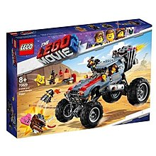 Lego 70829 movie Emmet and Lucy's Escape Buggy同系列 70828 70831 70820 70835