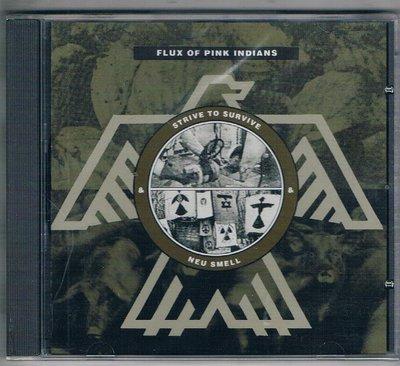 [鑫隆音樂]西洋CD-FLUX OF OINK INDIANS/STRIVE TO SURVIVE{TPLP2CD}全新
