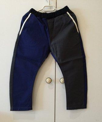 日本設計師童裝品牌 Arch & Line 男童雙色長褲(藍色&灰色) clearance sale
