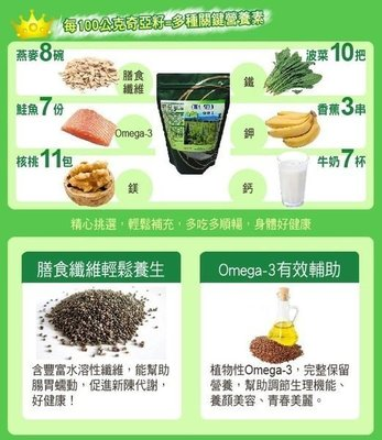 奇亞籽 黑色/白奇異籽 Chia Seeds 500g (鼠尾草籽/白芽子/超級種子)