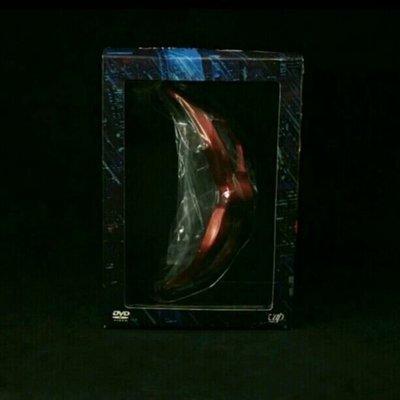 ultraman ULTRASEVEN X 賽文X超人眼鏡 DVD捆綁特典