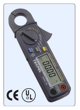TECPEL 泰菱 》DCM 039 交直流鉤錶 AC/DC 高解析度 0.01A 勾表 勾錶 歸零 DCM-039