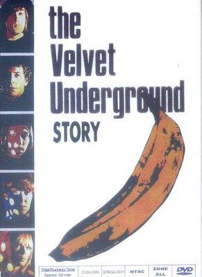 ##非官方DVD  THE VELVET UNDERGROUND - THE STORY