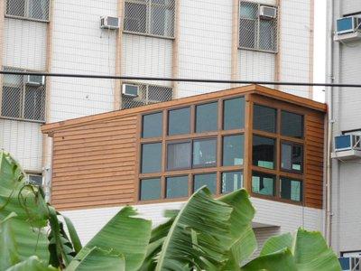 南方松。玻璃屋。玻璃、採光罩。頂樓、加蓋。透光、遮陽、低聲響、環保、隔熱【園匠工坊】免費到府估價