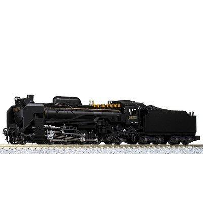 【PLAINNI】 N規 KATO 2016-9 D51 標準形 蒸汽車頭 (全新盒裝) 蒸氣火車 火車頭 蒸氣機關車 標準型 鐵道模型